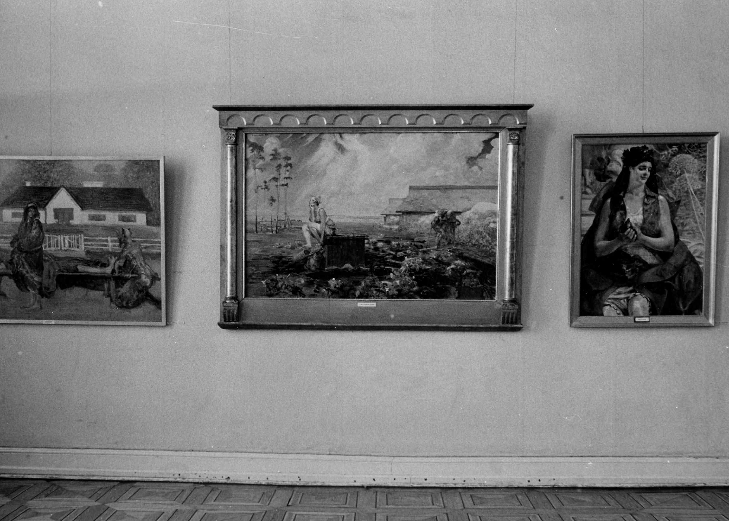 Wystawa prac Jacka Malczewskiego w Muzeum Sztuki w Łodzi, źródło: msl.org.pl