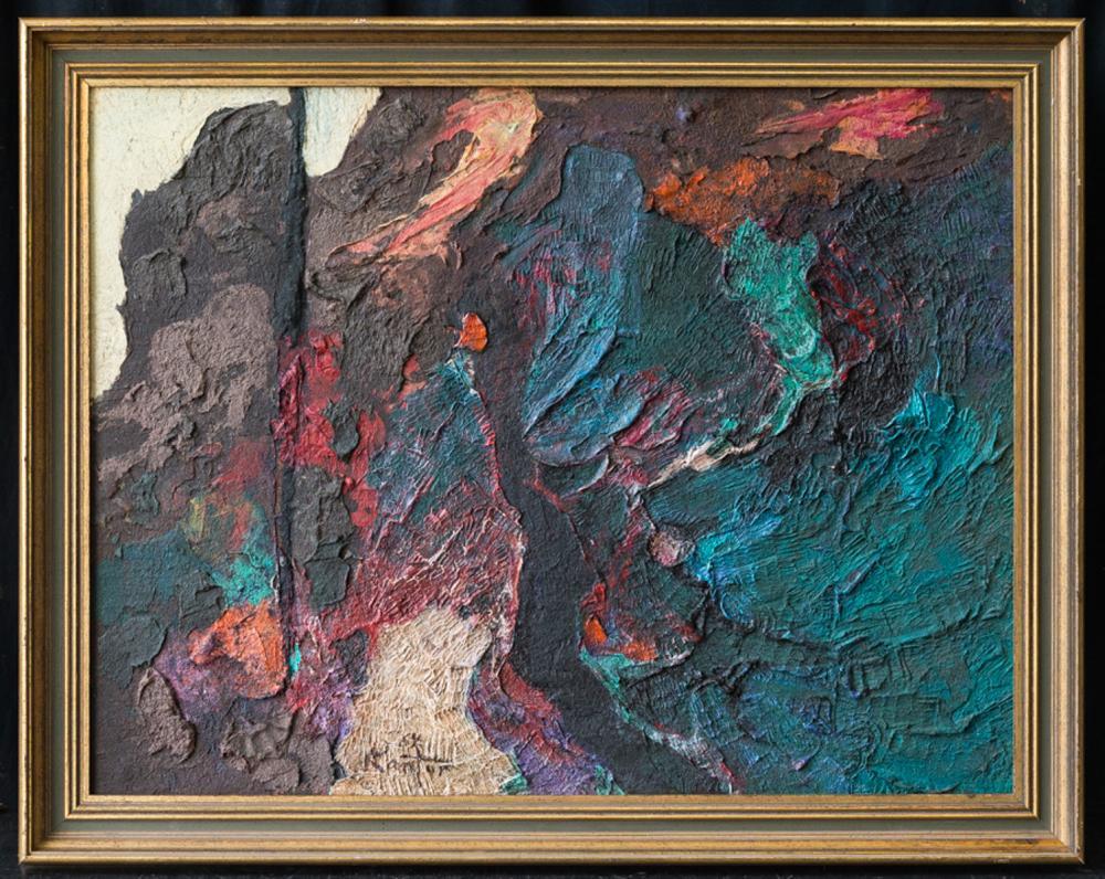 """Tadeusz Kantor (1915-1990) """"Kompozycja"""", źródło: Time Auction Global LLC"""