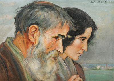 "Wlastimil Hofman ""Starość i młodość"""