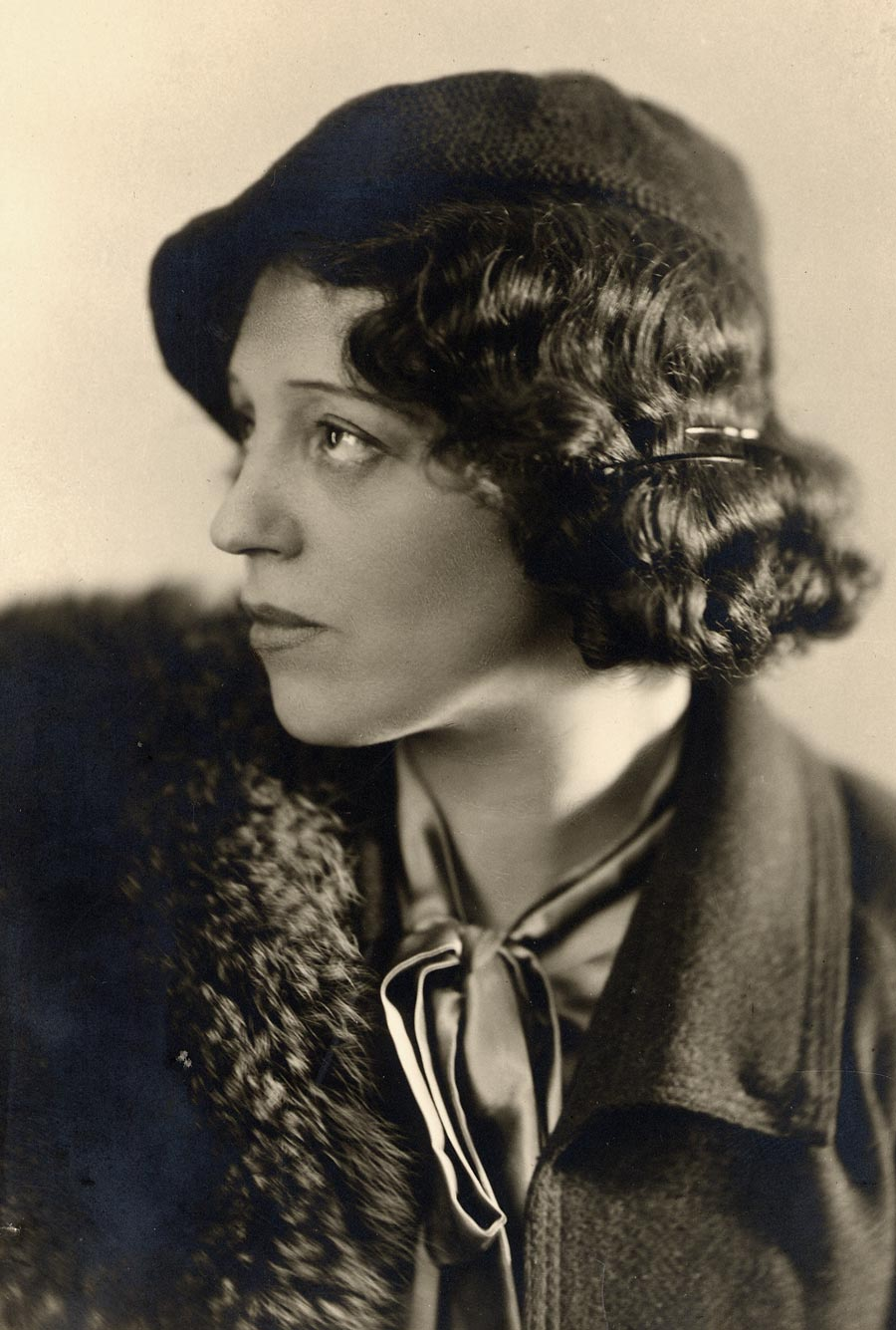 Zofia Stryjeńska, 1936 rok, źródło: magazynszum.pl