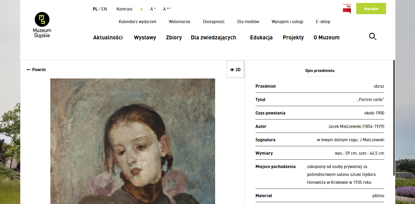 muzeumslaskie.pl