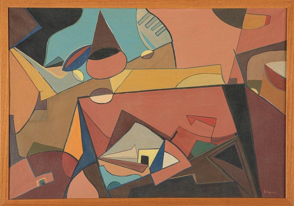 "Jonasz Stern (1904-1988) ""Akt"", źródło: Art Torg"