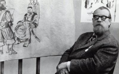 Szymon Kobyliński. Ojciec polskiej karykatury