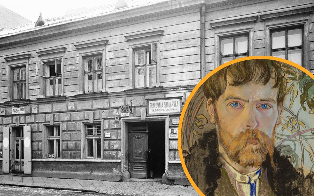 Krakowskim szlakiem Stanisława Wyspiańskiego – Dom Józefa Mehoffera