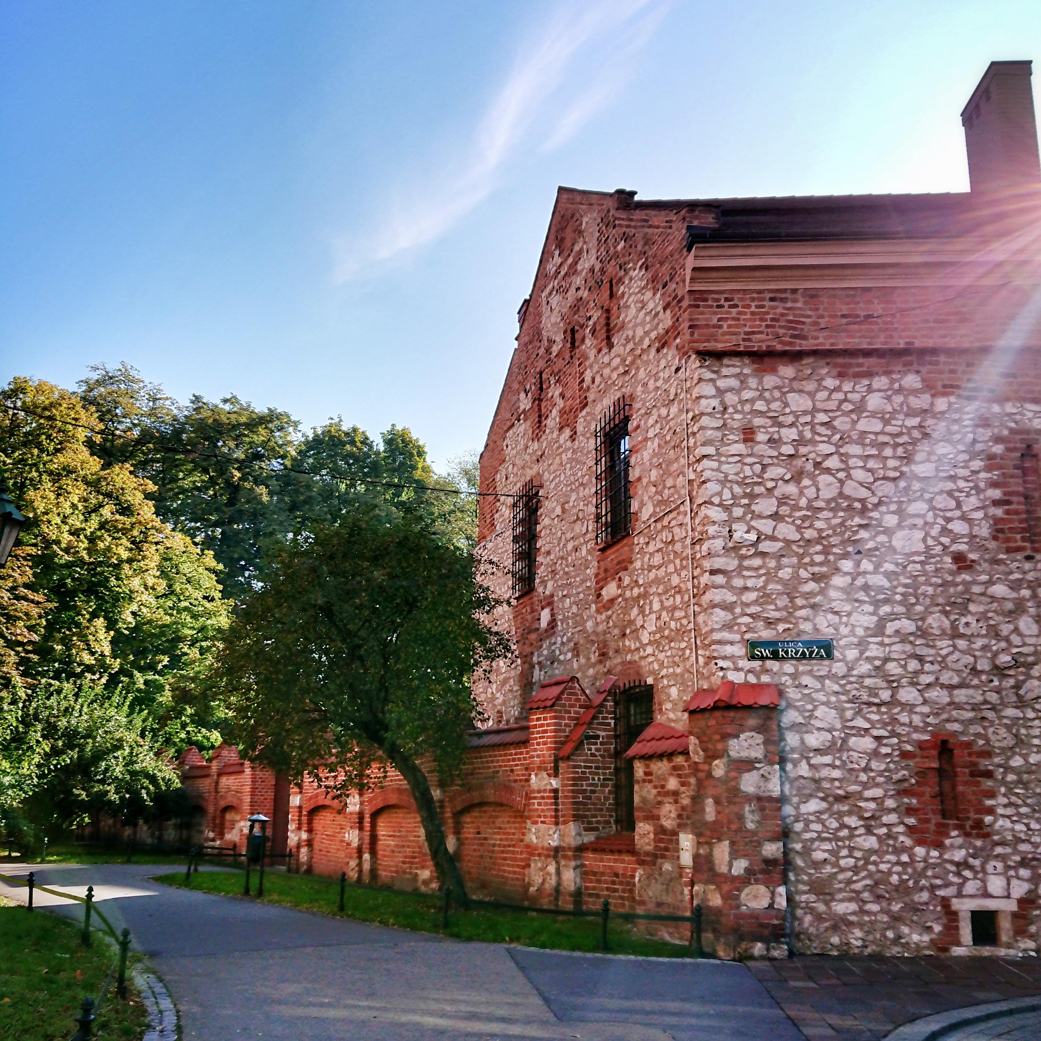 Dom parafialny przy krakowskim kościele Św. Krzyża, źródło: archiwum autorki