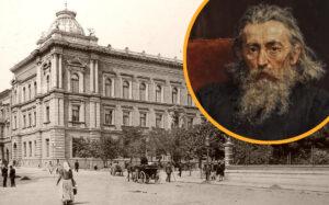 Krakowskim szlakiem Jana Matejki – Szkoła Sztuk Pieknych