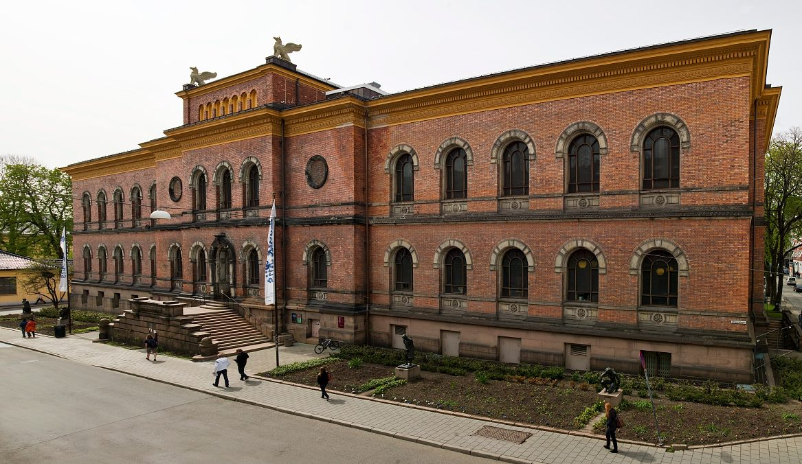 Galeria Narodowa w Oslo, źródło: nasjonalmuseet.no
