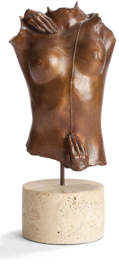 "Igor Mitoraj (1944-2014) ""Kea"", źródło: Ader"