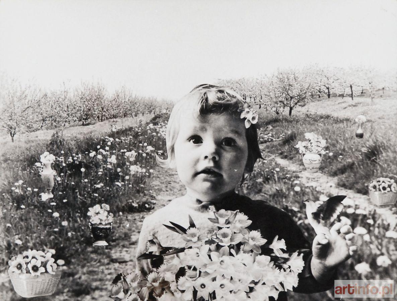 """Zofia Rydet, """"Nadzieja"""", fotografia wylicytowana na Aukcji Fotografii Kolekcjonerskiej za kwotę 7.800 zł, źródło: http://www.artinfo.pl"""