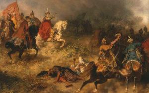 Józef Brandt z Warszawy – generał malarstwa [część I]