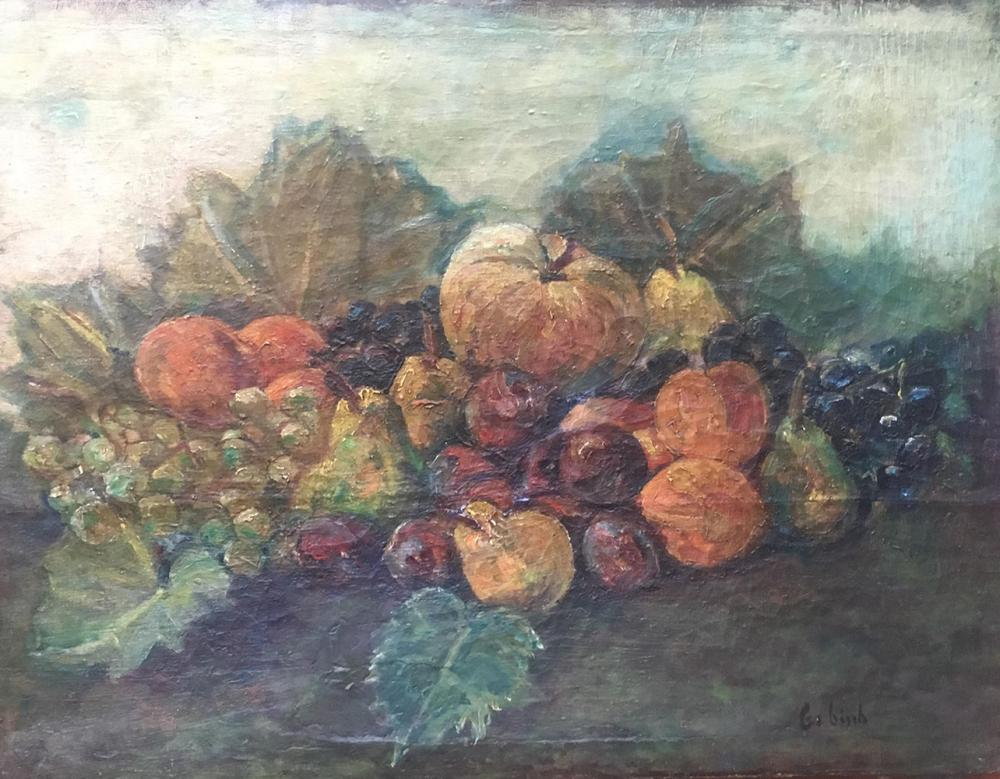 """Eugeniusz Eibisch  (1896 - 1987) """"Martwa natura"""", źródło: Art Legacy"""