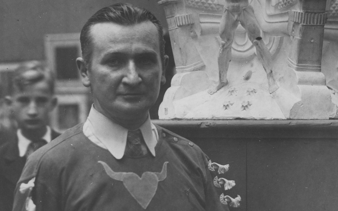 5 ciekawostek o… Stanisławie Szukalskim