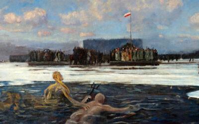 Artyści krakowscy nad Bałtykiem