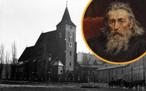Krakowskim szlakiem Jana Matejki – Kościół św. Krzyża