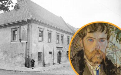 Krakowskim szlakiem Stanisława Wyspiańskiego – Dom Długosza