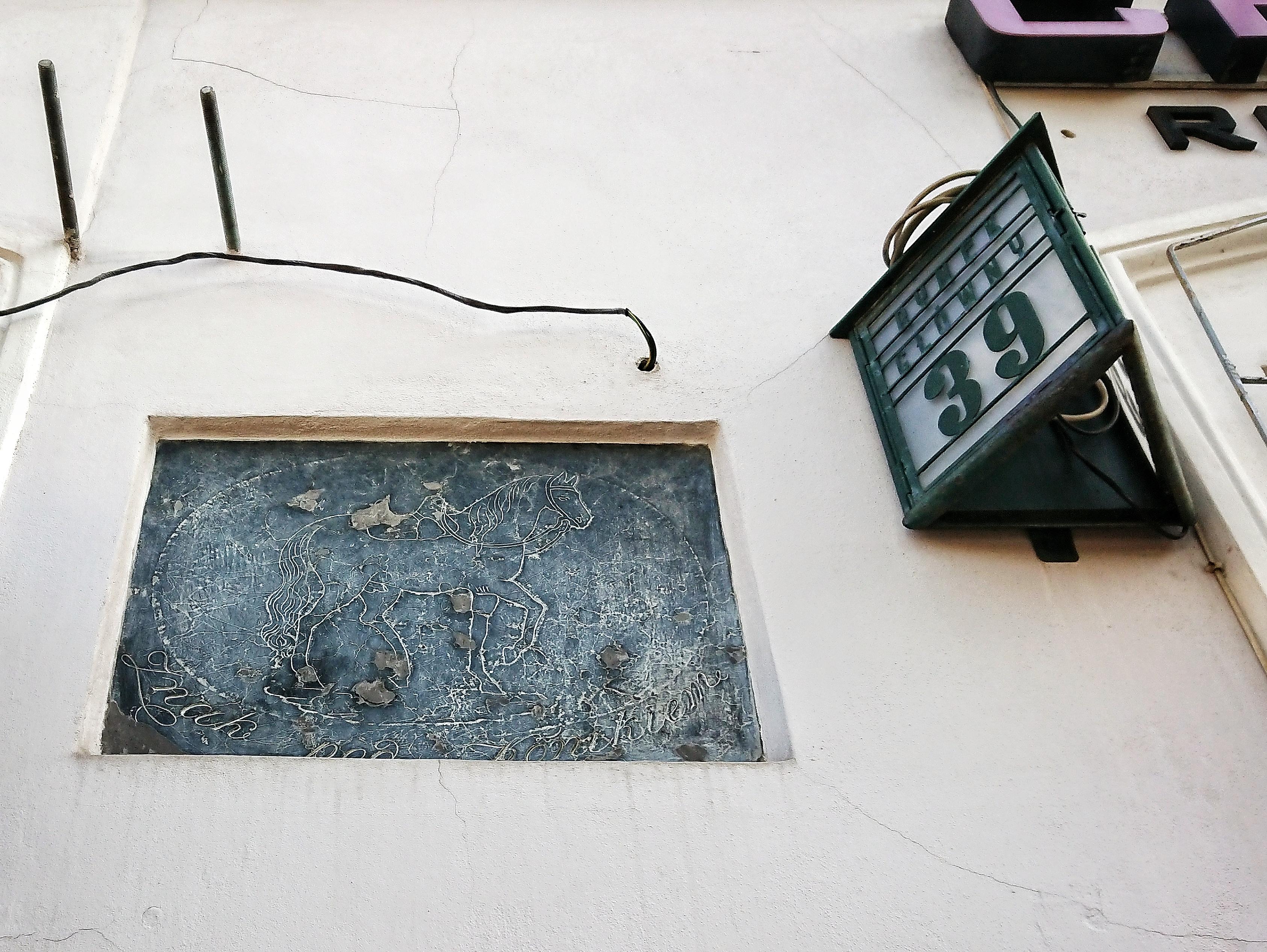 Dom pod Konikiem, źródło: archiwum autorki