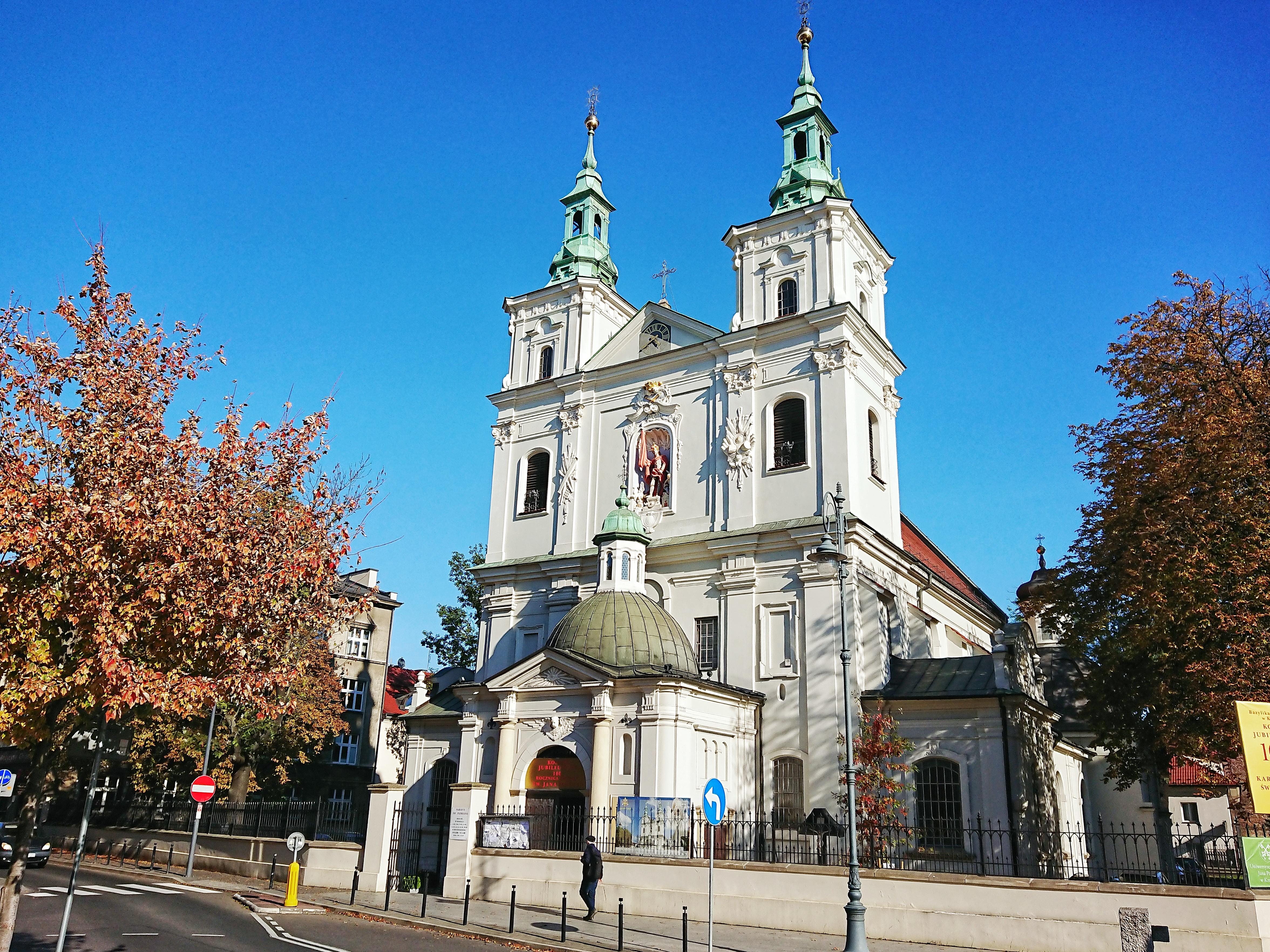 Kościół św. Floriana, źródło: archiwum autorki