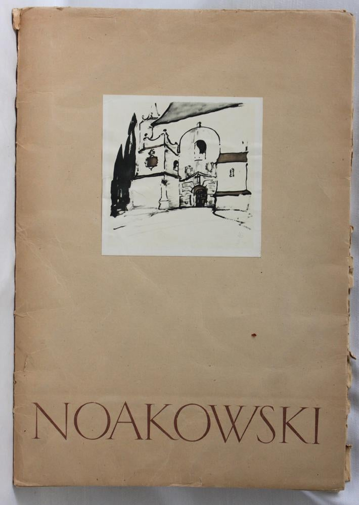 "Stanisław Noakowski (1867-1928) ""Teka 20 reprodukcji"", źródło: Hidden Treasures Antiques & Fine Art"