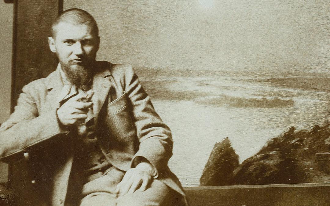 Soter Jaxa-Małachowski – malarz morza