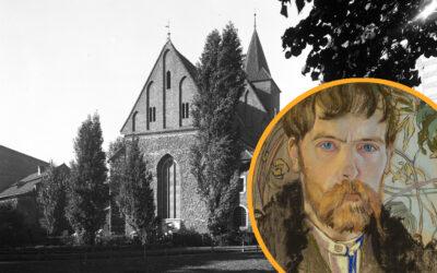 Krakowskim szlakiem Stanisława Wyspiańskiego – Kościół św. Krzyża