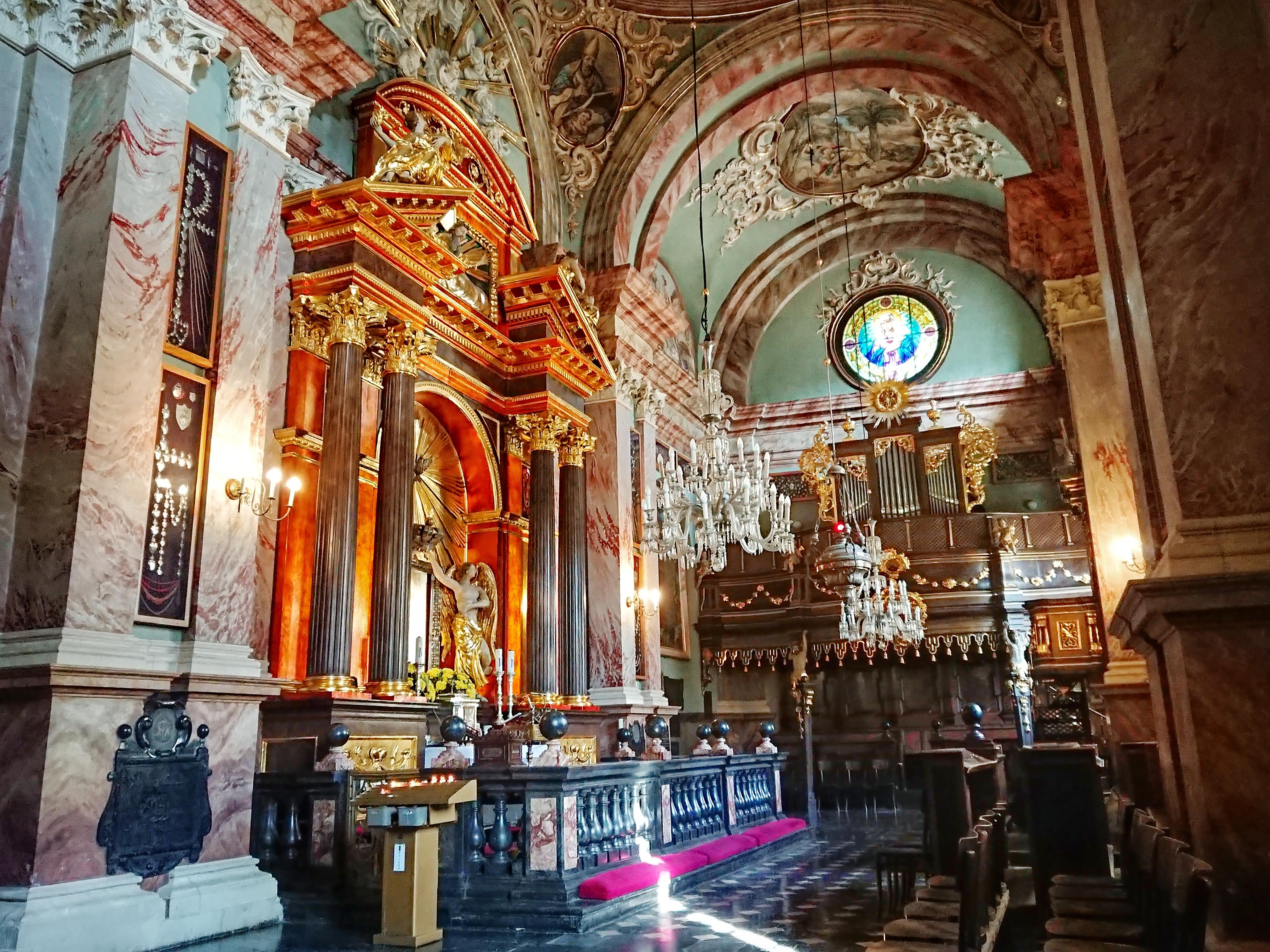 Kaplica Matki Boskiej Piaskowej przy kościele Karmelitów na Piasku, źródło: archiwum autorki