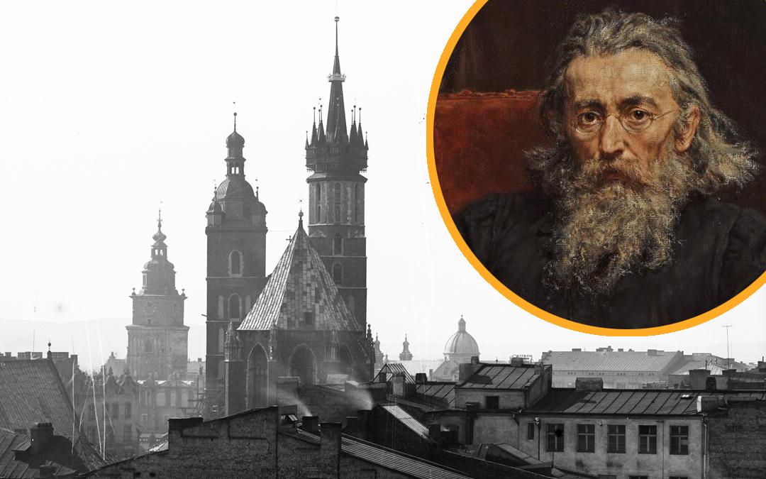 Krakowskim szlakiem Jana Matejki – Kościół Mariacki