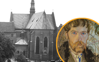 Krakowskim szlakiem Stanisława Wyspiańskiego – Kościół Franciszkanów
