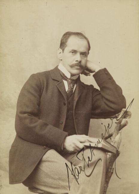 Kazimierz Przerwa-Tetmajer, źródło: Polona