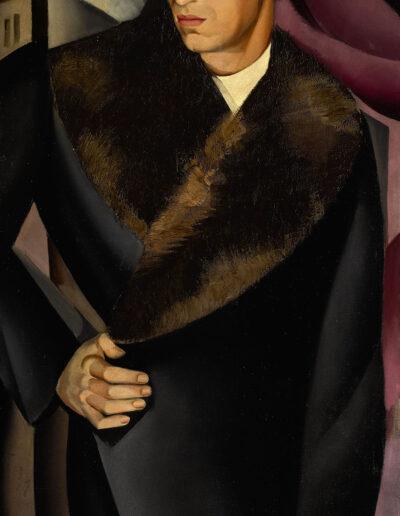 "Tamara Łempicka ""Portret Guido Sommi"""