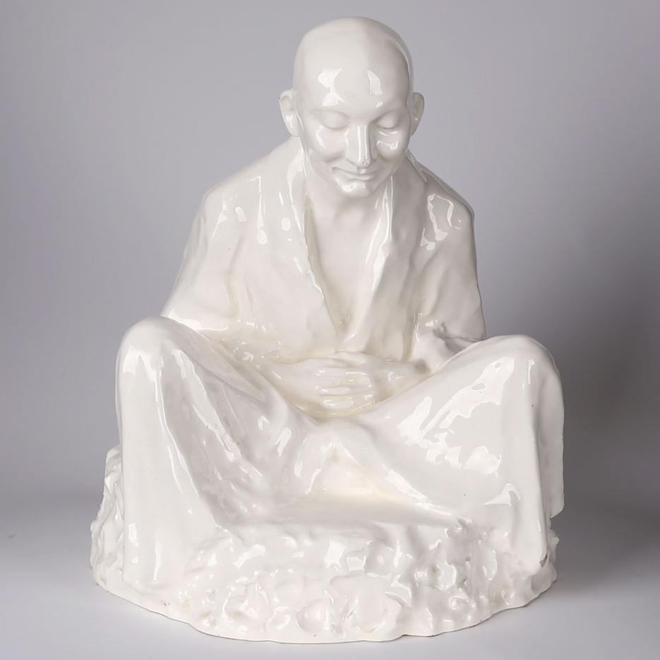 "Olga Niewska (1898-1943) ""Japończyk"", 1921 rok, Skawina, źródło: Salon Dzieł Sztuki Connaisseur"