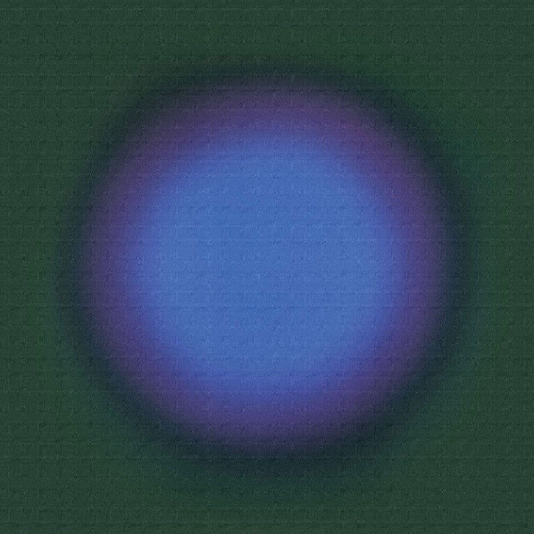 """Wojciech Fangor (1922-2015) """"MA 1"""", źródło:Berry Art & Auctions"""
