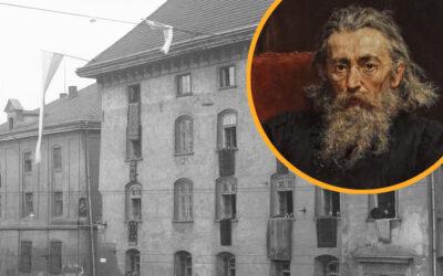 Krakowskim szlakiem Jana Matejki – pierwsza szkoła Matejki