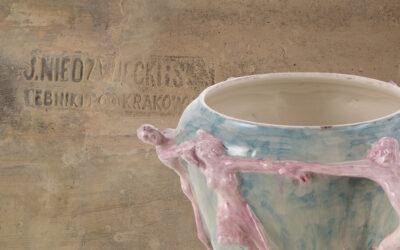 Ceramika z krakowskich Dębnik