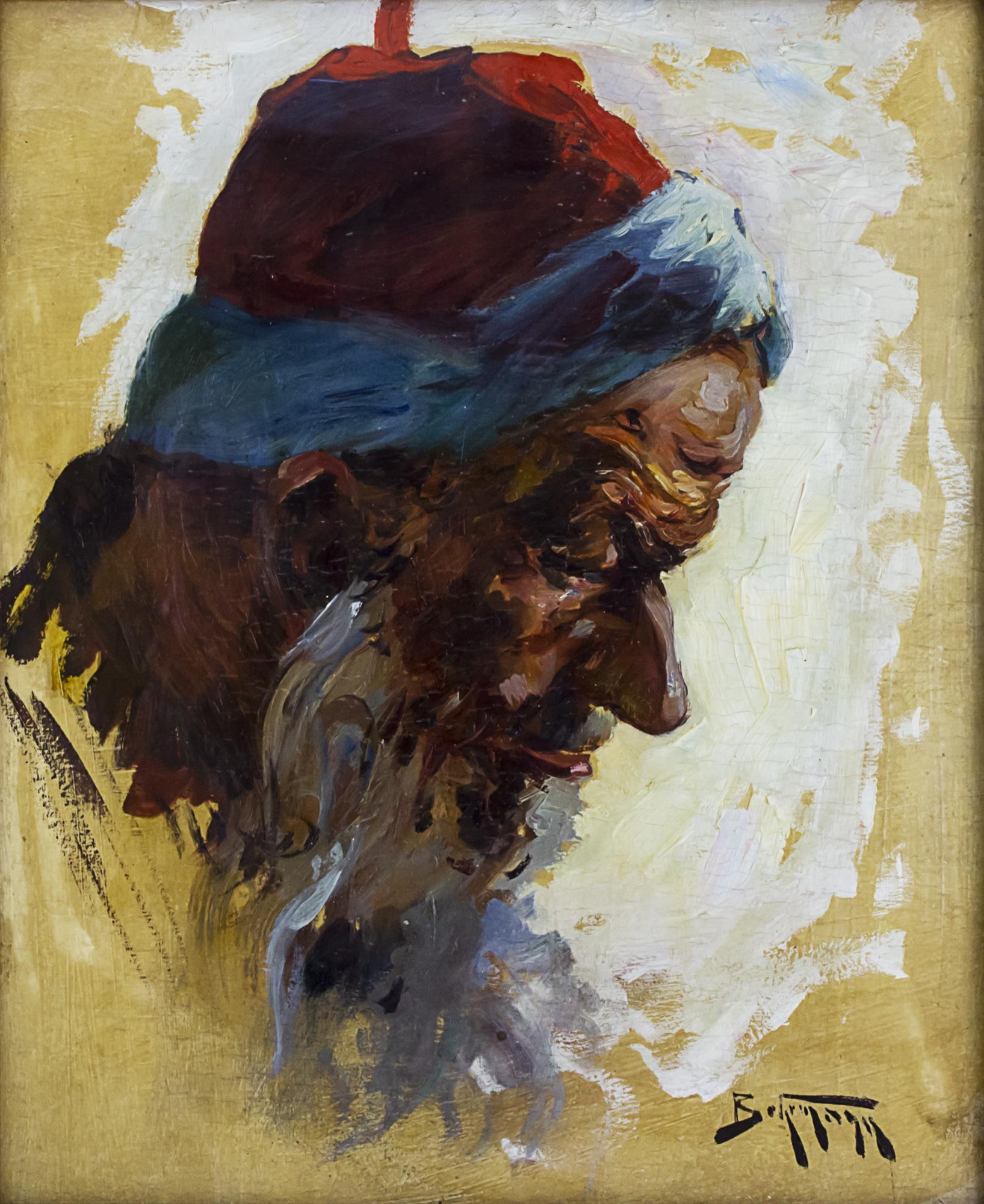 "Abraham Behrman (1876-1942) ""Jemeńczyk"", źródło: Pasarel"
