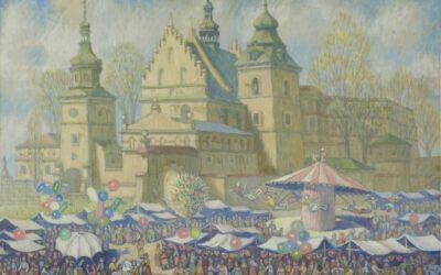 Krakowskim szlakiem: Emaus