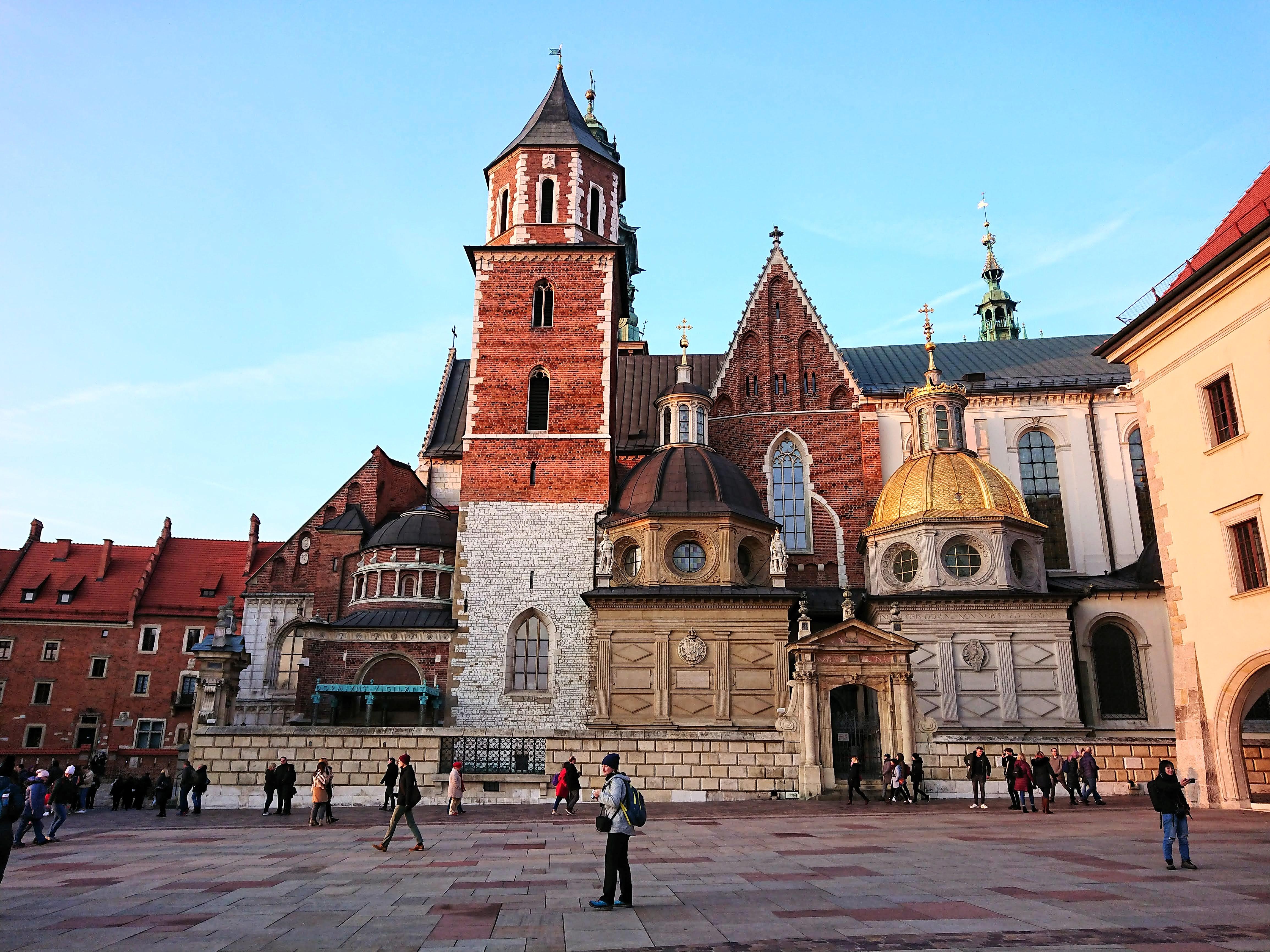 Katedra na Wawelu, źródło: archiwum autorki