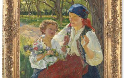 Polska sztuka na zagranicznych aukcjach: 18 maja 2021