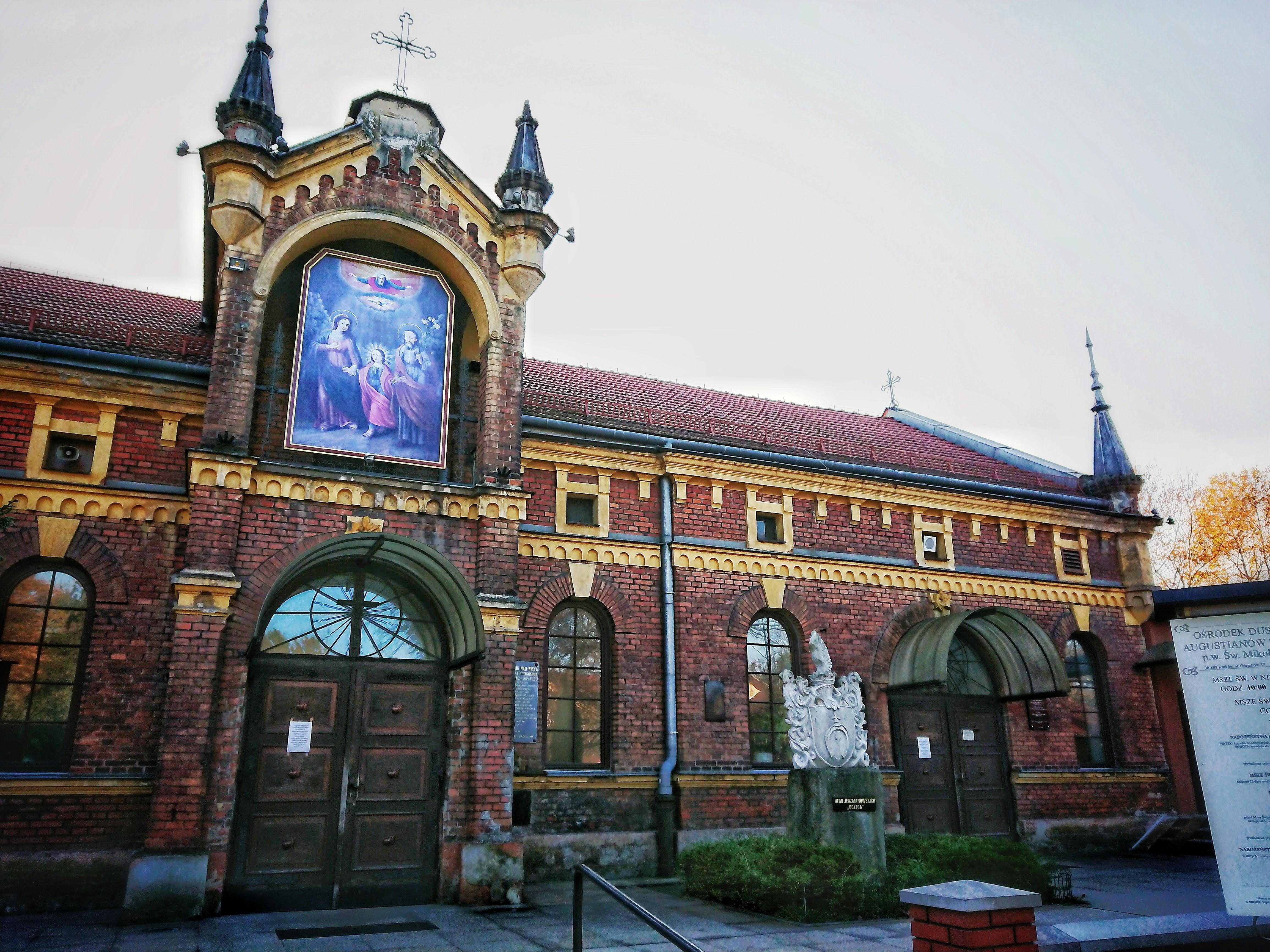 Kościół rektoralny św. Mikołaja z Tolentino, źródło: archiwum autorki