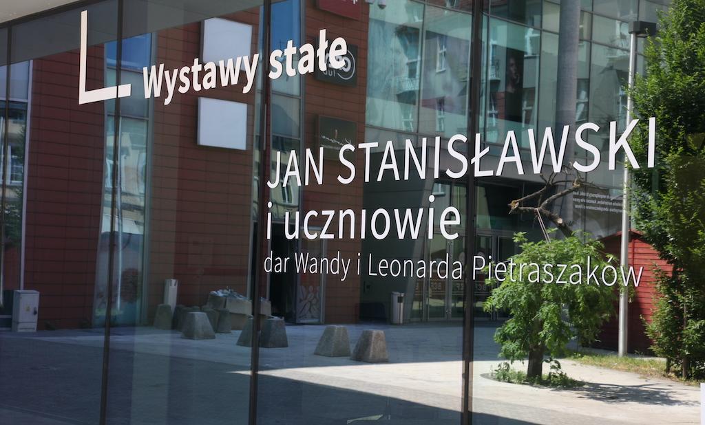 Przed wejściem na wystawę w Muzeum Okręgowym w Bydgoszczy, źródło: archiwum autora
