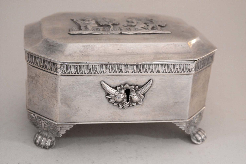 Karol Filip Malcz (1797-1867) Cukiernica skrzynkowa, źródło:  Eretz