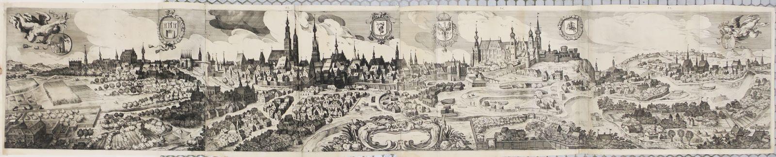 """Panorama Krakowa"", źródło: Eric Caudron"