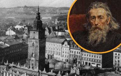 Krakowskim szlakiem Jana Matejki – Wieża Ratuszowa