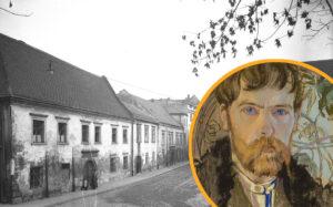 Krakowskim szlakiem Stanisława Wyspiańskiego – Pałac Biskupa Erazma Ciołka