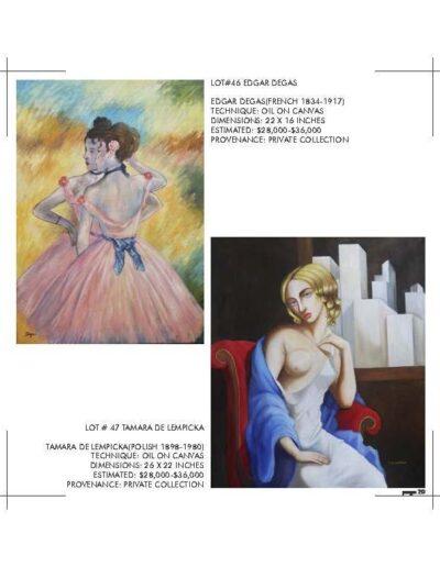 International Art Auction Gallery