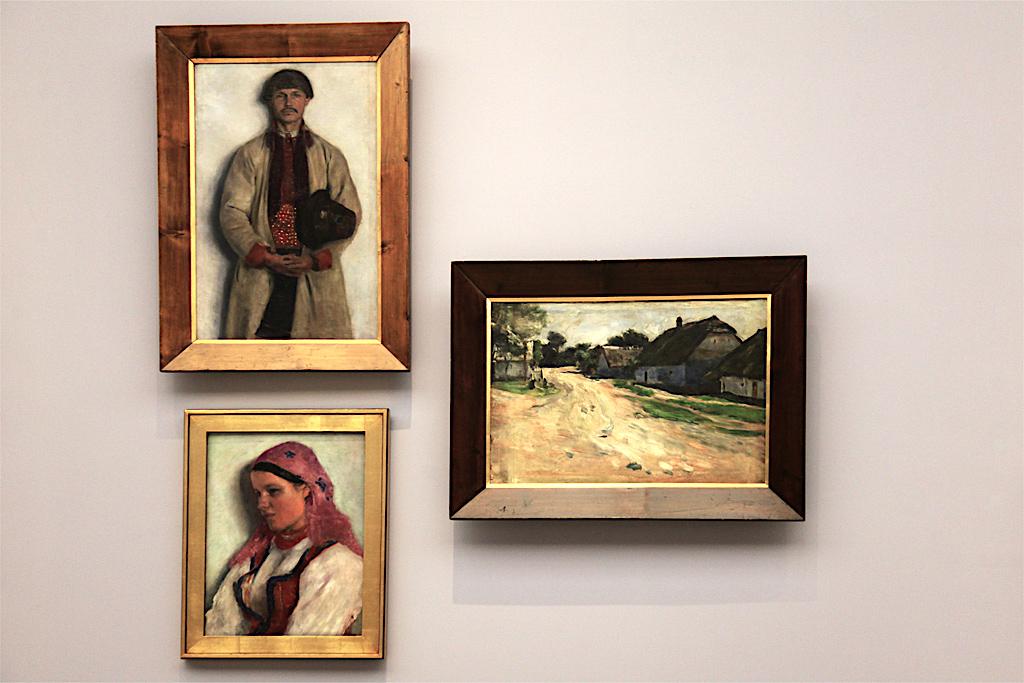 Trzy bronowickie obrazy Aleksandra Gierymskiego w Muzeum Narodowym w Krakowie: źródło: archiwum autora