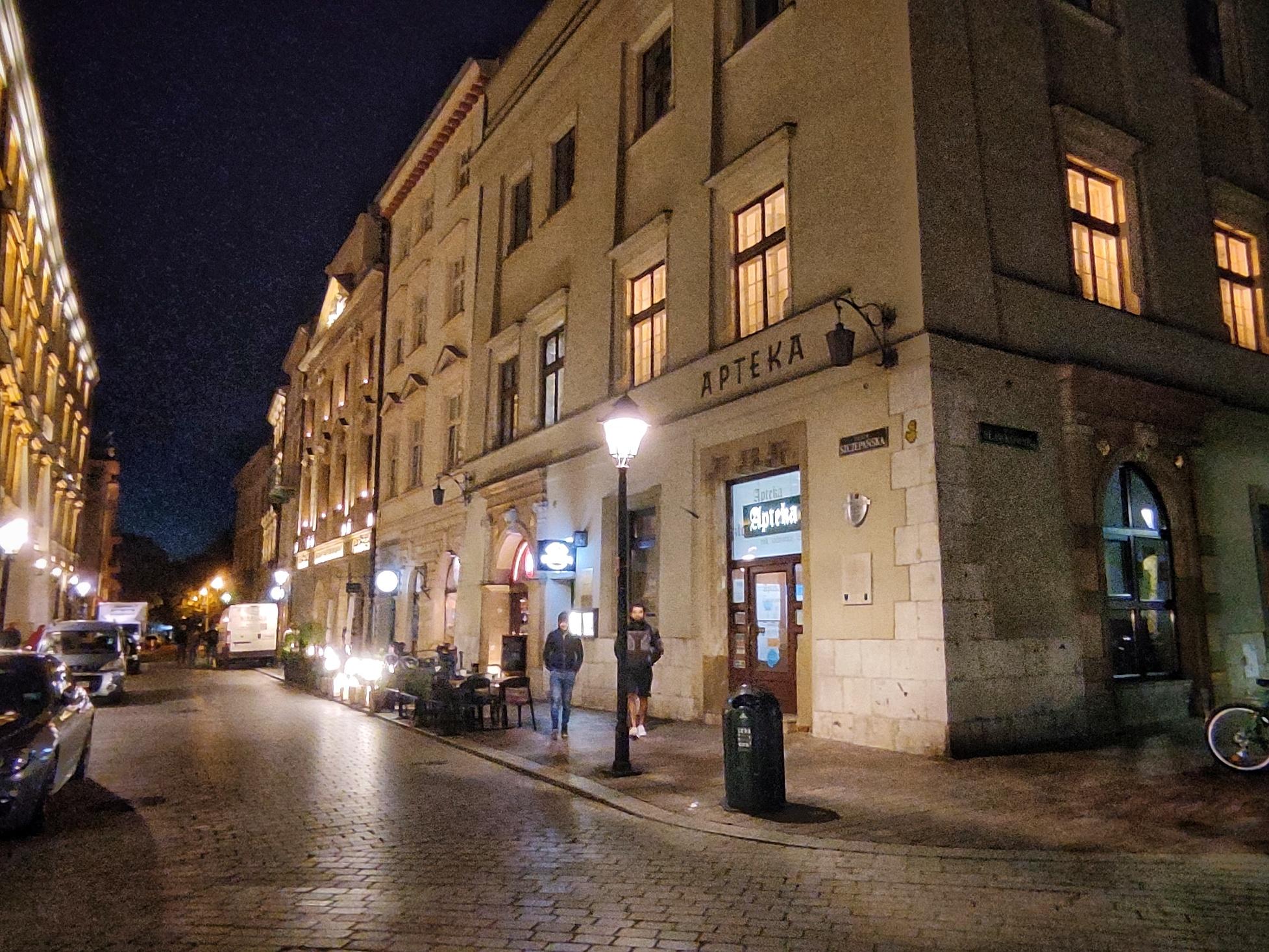 Widok kamienicy przy ulicy Szczepańskiej 1, źródło: archiwum autorki