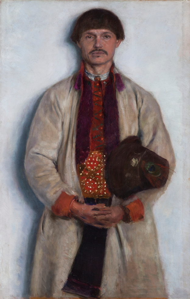 """Aleksander Gierymski (1850-1901) """"Chłop z Bronowic"""", około 1895 roku, źródło: Muzeum Narodowe w Krakowie"""