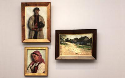 Aleksandra Gierymskiego trzy bronowickie obrazy z krakowskich Sukiennic