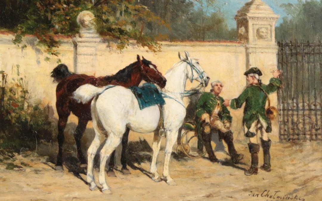 Polska sztuka na zagranicznych aukcjach: 21 września 2021